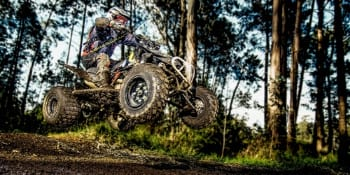 Edinburgh Stag Quad Bikes and Clay Pigeons Package Deal