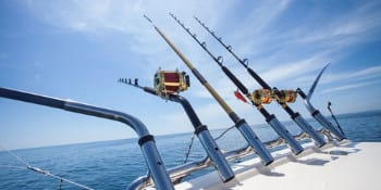 Birthday package Deep Sea Fishing in Newquay
