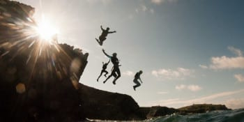 Newquay Party Cliff Hanger Package Deal
