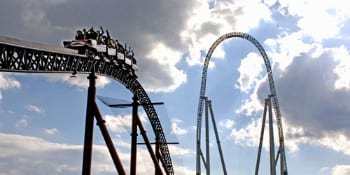 Birthday package Thorpe Park Thrills in Reading