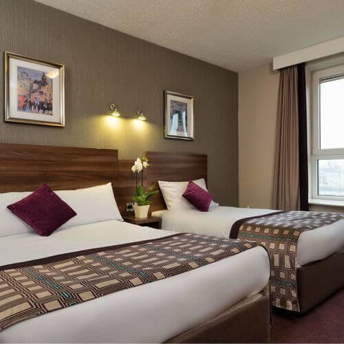 Hen 4 Star Hotel Glasgow
