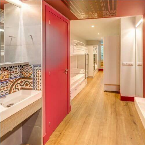 Barcelona Hen Best on Budget hotel B&B