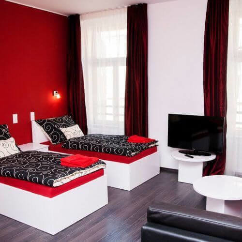 Budapest Stag Apartments hotel B&B