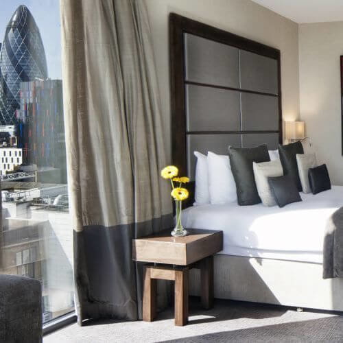 London Birthday Luxury hotel B&B