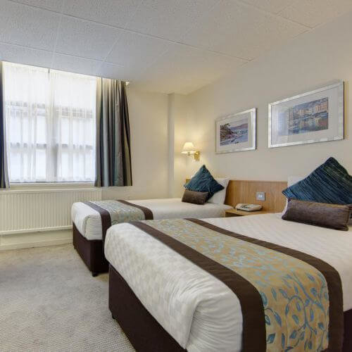London Stag 3 Star Plus hotel B&B