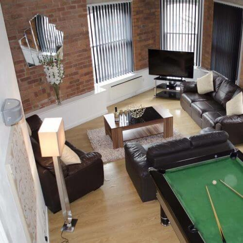 Manchester Stag Apartments hotel B&B