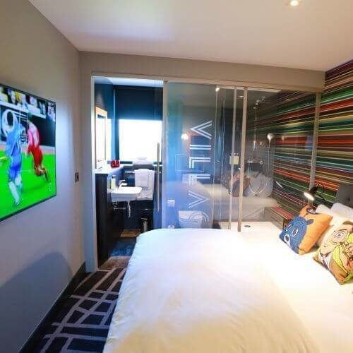 Alton Towers stag Accommodation