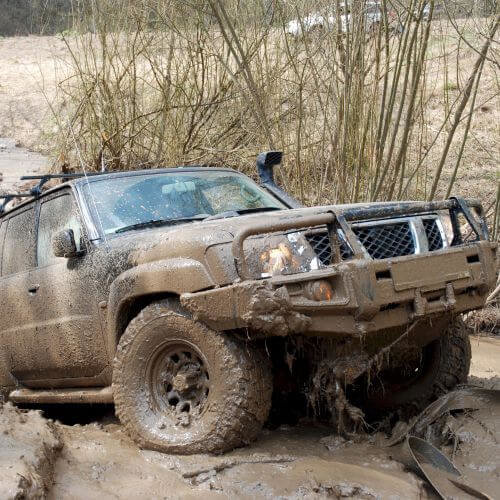 Party Activities 4x4 Off Road