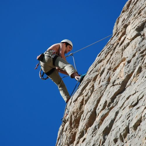 Stag Activities Abseiling