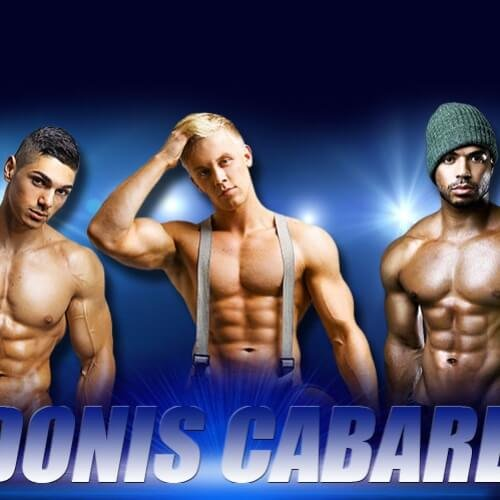 Blackpool Party Activities ADONIS Cabaret