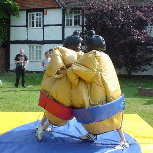 Sumo Wrestling Berlin Birthday