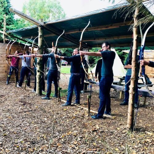 Stag Archery Activities