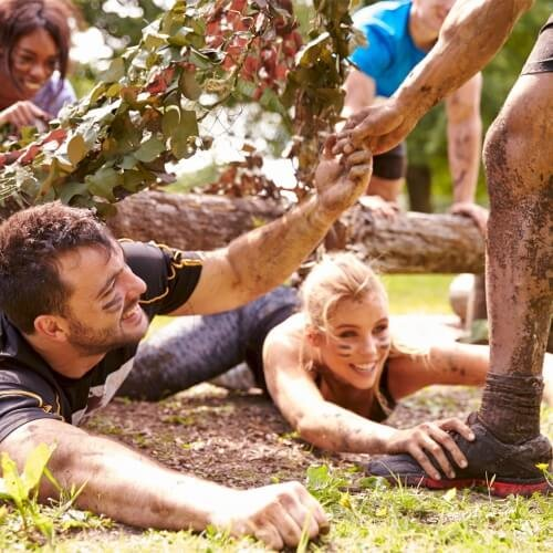Stag Assault Course Activities