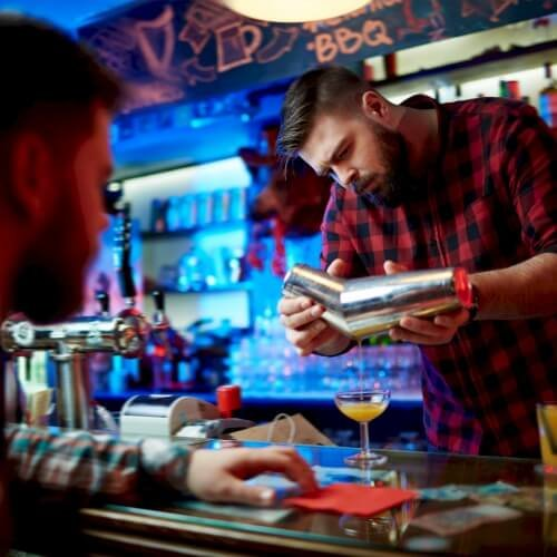 Party Barman Skills Activities