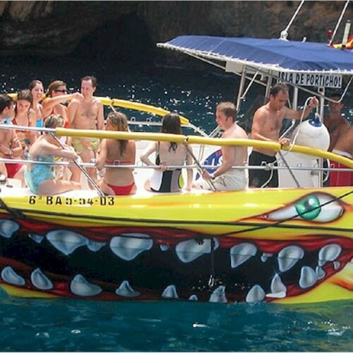 Speed Boat Ride Benidorm Party