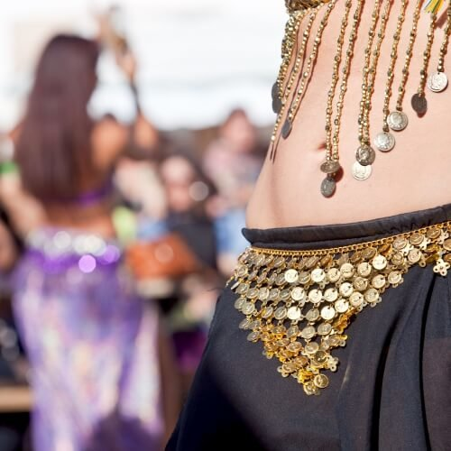 Party Belly Dancing Activities