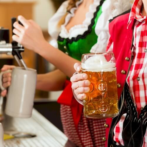 Stag Bavarian Night Activities