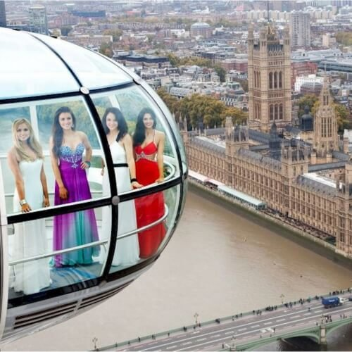 Hen London Eye Activities