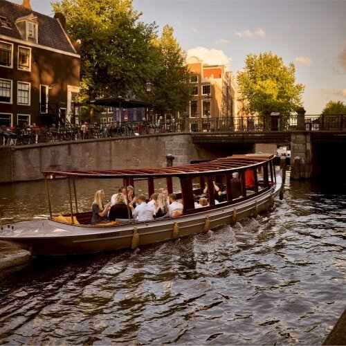 Capital Cruise Special  in Amsterdam Stag