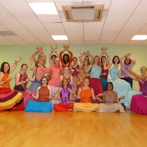 Bournemouth Hen Activities Bollywood Dancing