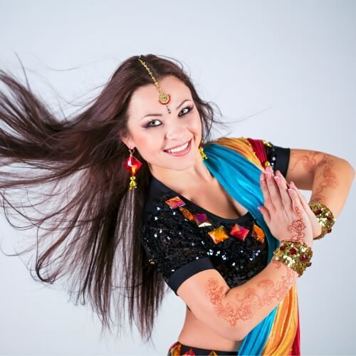 Bollywood Dancing Brighton Hen
