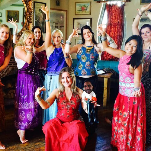 Bollywood Dancing York Hen
