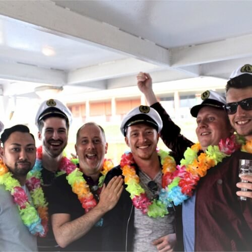 Stag Booze Cruise Activities