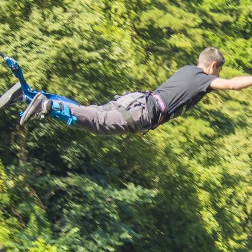 Stag Activities Bungee Jump