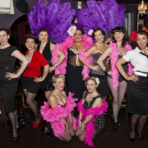 Burlesque Dance Berlin Party