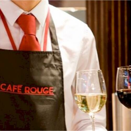 Stag Cafe Rouge Activities