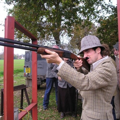 Stag Clay Pigeon Shooting Activities