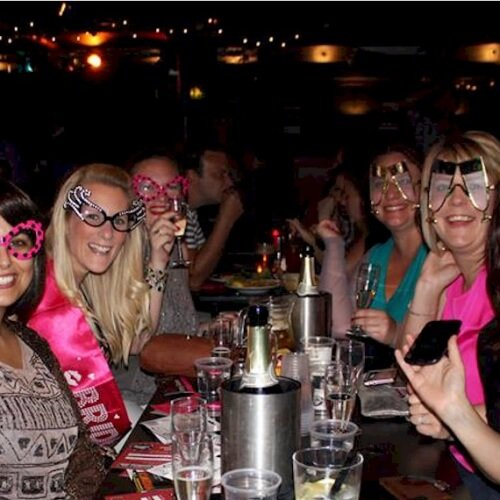 Nottingham Hen Activities Comedy Hen Night