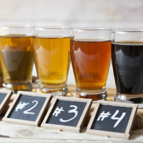 Stag Craft Beer Tasting Activities