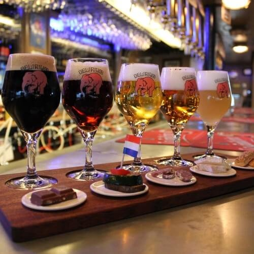 Craft Beer Tasting Amsterdam Stag
