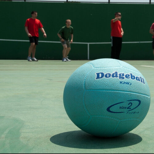 Party Dodgeball Activities