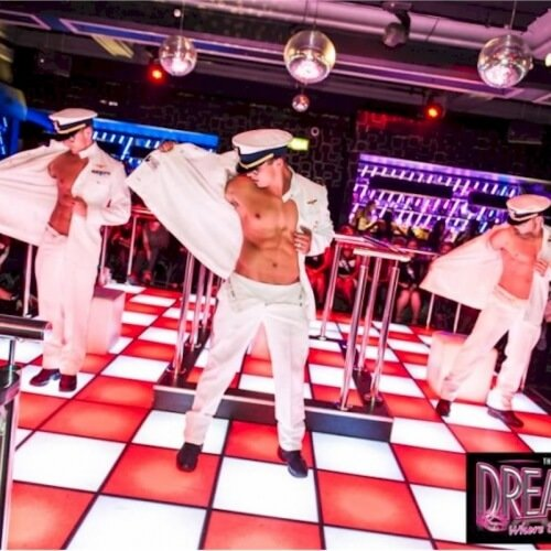 Dreamboys Weekender in London Hen