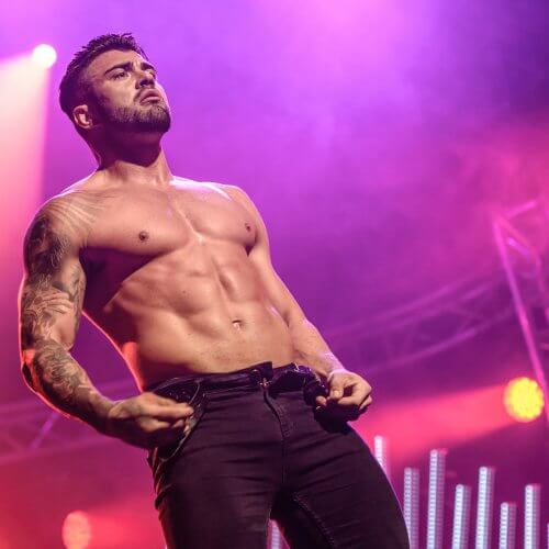 Dreamboys Extra in Bristol Hen