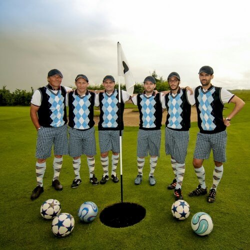 Stag Foot Golf Activities