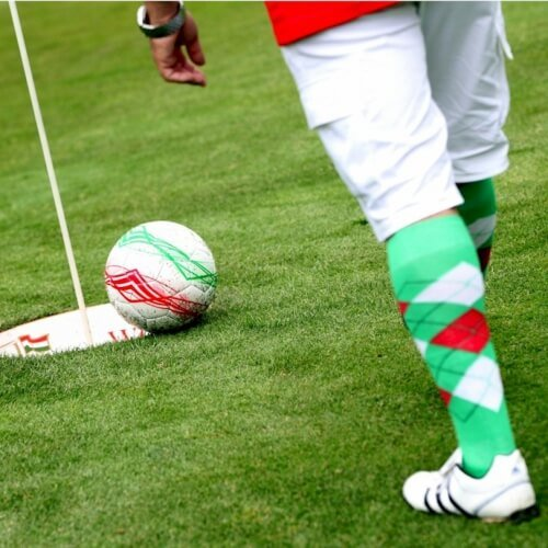 Foot Golf Bournemouth Stag