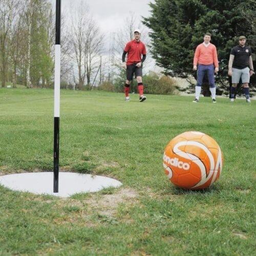 Benidorm Party Activities Foot Golf