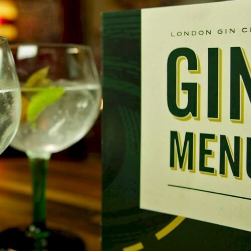 Stag Gin Tasting Activities