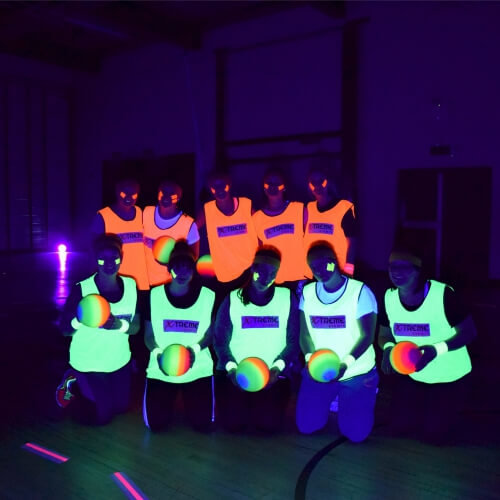 Party Glowsports Activities