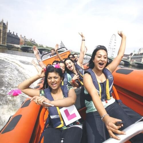 Hen Speed Boat Ride Activities