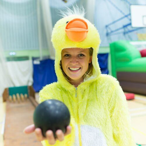 Hen Indoor Games Activities