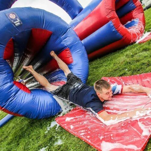 Stag Inflatable Games Activities