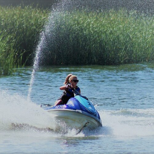 Newquay Hen Activities Jet Skiing