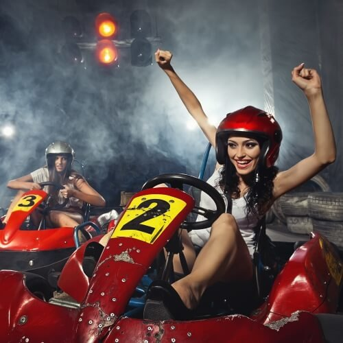 Party Karting Queens Activities