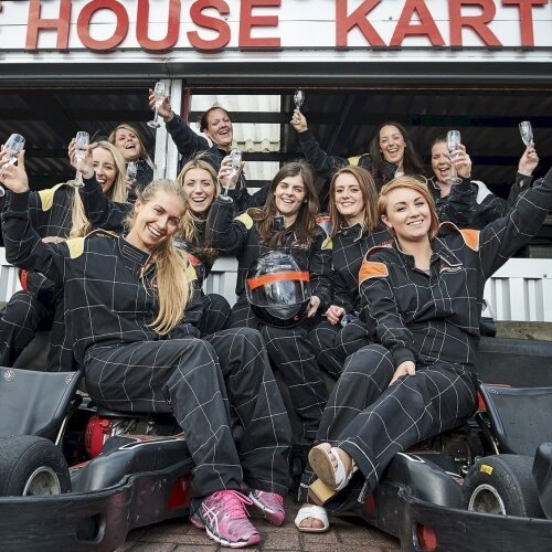 Birthday Karting Queens Activities