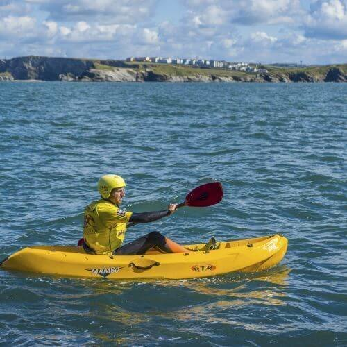 Stag Kayaking Activities