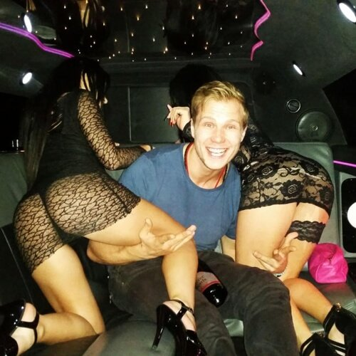 Stag Limo Strippers Activities